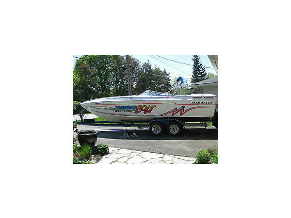 Used 1998 Checkmate Boats Convincor 25.3