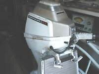 looking for 9.9 hp to 15hp  outboard long shaft