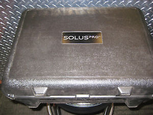 snap-on solus pro elite in case all accessories like new Kingston Kingston Area image 3