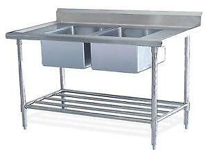 stainless steel commercial kitchen sinks stainless steel kitchen sink ebay 8231