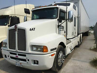 2007 Kenworth T600 (New Engine)