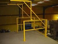 MEZZANINE PALLET SAFETY GATE – BAND NEW NEVER FITTED – Can Be Fitted if Required