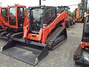 Skid steers, excavators, loaders and all your construction needs