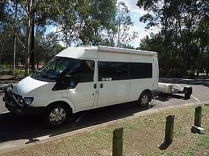 2003 Ford Transit, long wheel base Mid Roof Marayong Blacktown Area Preview