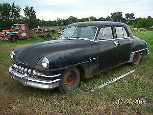 Looking for 1952 Desoto firedome