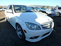 MERCEDES 300C PARTED OUT 08-11