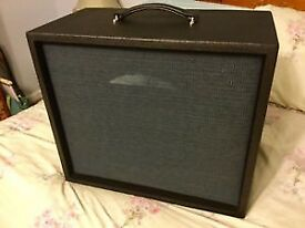 Looking for 1x12 empty speaker cabinet for guitar.