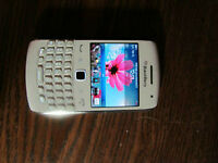 Blackberry Curve 9360 Good Condition with Otterbox Case and Cord