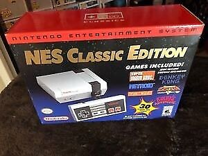 Nes classic for sale or TRADE