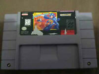 Mega man 7 snes SUPER RARE SAVE $$