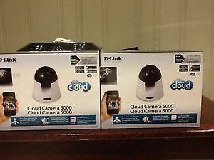 2 HD cloud cameras 5222L
