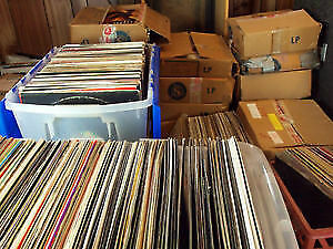 VINYL RECORD COLLECTION FOR SALE