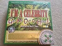 I'm A Celebrity Get Me Out Of Here Interactive DVD Game Brand New