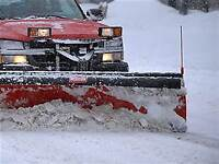 Plowing - Snow Clearing