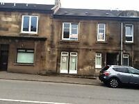 Traditional 1 Bedroom Ground floor Flat Clydesdale Road Bellshill - Available 17-04-2018