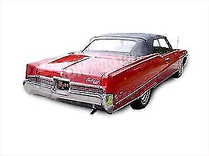 1969-70 Buick Electra, Cadillac , olds 98 toit convertible neuf