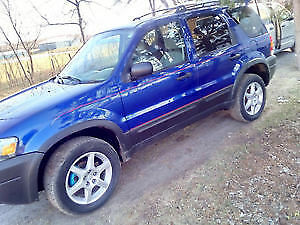 2006 Ford Escape SUV, - Sell - Trade - Parts?