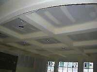 MASTER TAPER #DRYWALL FINISHER#PATCH WORK