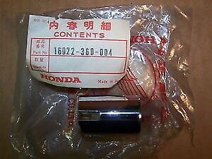 HONDA CR125 ELSINORE MT250 THROTTLE SLIDE 16022-360-004