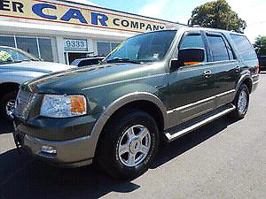 Ford expedition 2004 224km