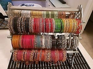 Bangles and stand