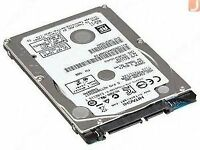 "500GB SATA Internal Hard Drive Serial ATA 2.5"""