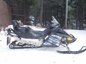 Golden, BC 2000 SkiDoo 380 cc GTX for sale