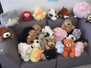 PUDGIE STUFFED ANIMALS - HIGH END STUFFIES - MANY AVAILABLE