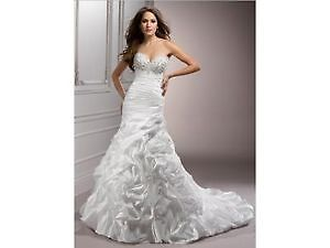 MAGGIE SOTTERO MARLEIGH Size 14 OBO