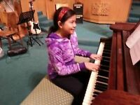 Piano Lessons Oakville - In-Home and In-Studio