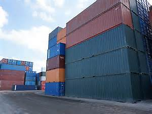 Guelph ACCURATE SHIPPING CONTAINERS FOR STORAGE
