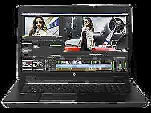 "HP ZBook 17 G2 17.3"" Mobile Workstation Laptop brandnew 2 year"