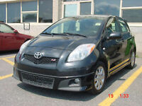 "2009 Toyota Yaris ""RS"" RalleySport Hatchback"