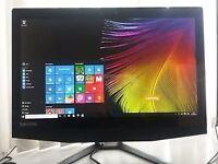 """Lenovo IdeaCentre 700 23.8"""",All-In-One,Touch, Core i7 6700,12GB,2TB,Win10,DVDRW"""