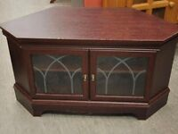 SALE NOW ON!! Corner TV Unit - Can Deliver For £19