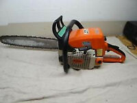 Used Stihl Chainsaw in good condition