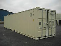Seacans, Secure Storage - Used 40ft $2975, Used 20ft $2700