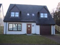 4 bedroom detached house to rent : Muir of Ord, Inverness-shire