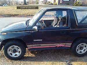 geo tracker parts wanted