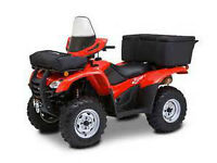 Honda TRX 420PG Canadian Trail Edition Low Kilometers