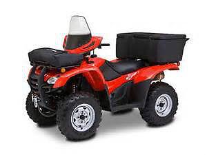 Used 2011 Honda TRX 420 PG Canadian Trail Edition