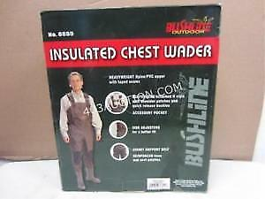 CHEST WADERS SEALED NEW IN BOX SIZE 11