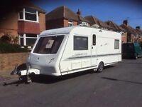 Lovely eldiss caravan for sale