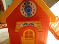 1988 Vintage Fisher Price School