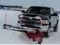 Snow Plowing Commercial & Residential