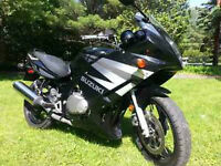 Suzuki GS500F for sale - PRICE REDUCED