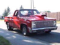 Custom Street/Drag Truck