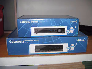 Shaw Gateway Portal And PVR for sale