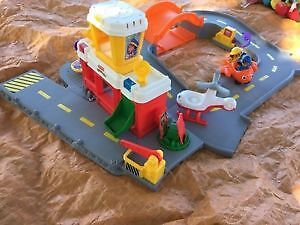 Fisher Price Little People Airport St. John's Newfoundland image 1