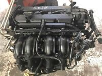 ENGINE FORD SNJB 1.2 PETROL